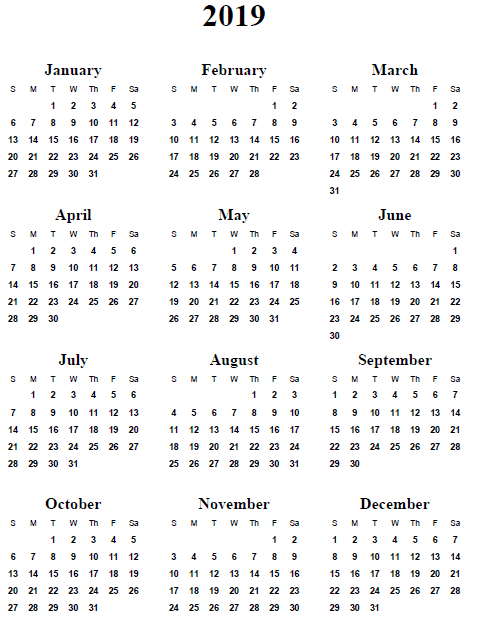 2016 Yearly Calendar Printable Free | Calendar 2015 Wallpaper
