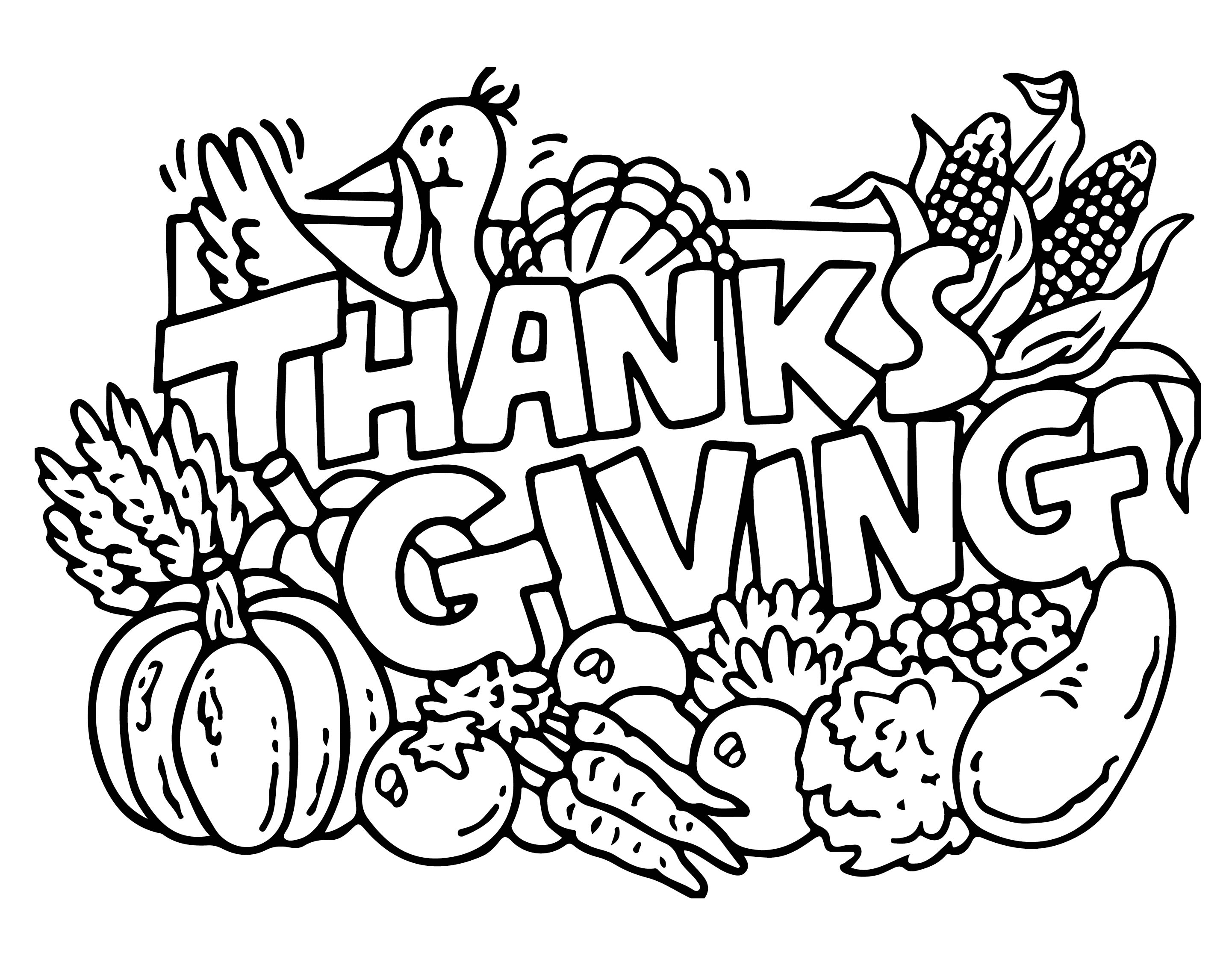 Thanksgiving Printable Images Gallery Category Page 1