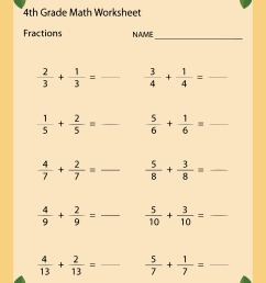 5 Best 4th Grade Math Worksheets Free Printable For Thanksgiving -  printablee.com [ 2857 x 2250 Pixel ]