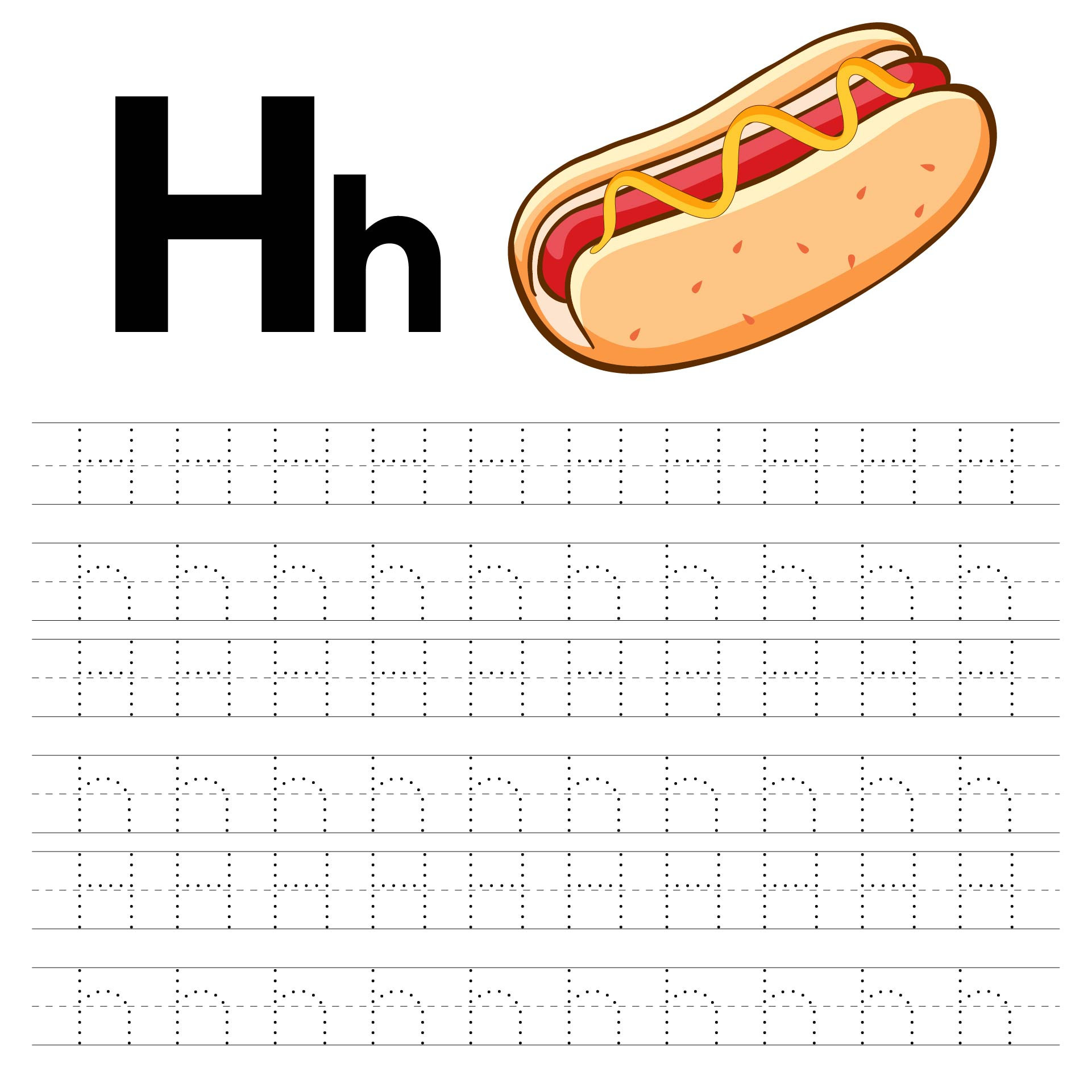 Letter Printable Images Gallery Category Page 1