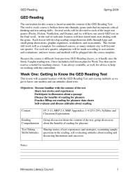 5 Best Images of Printable GED Math Practice Worksheets ...