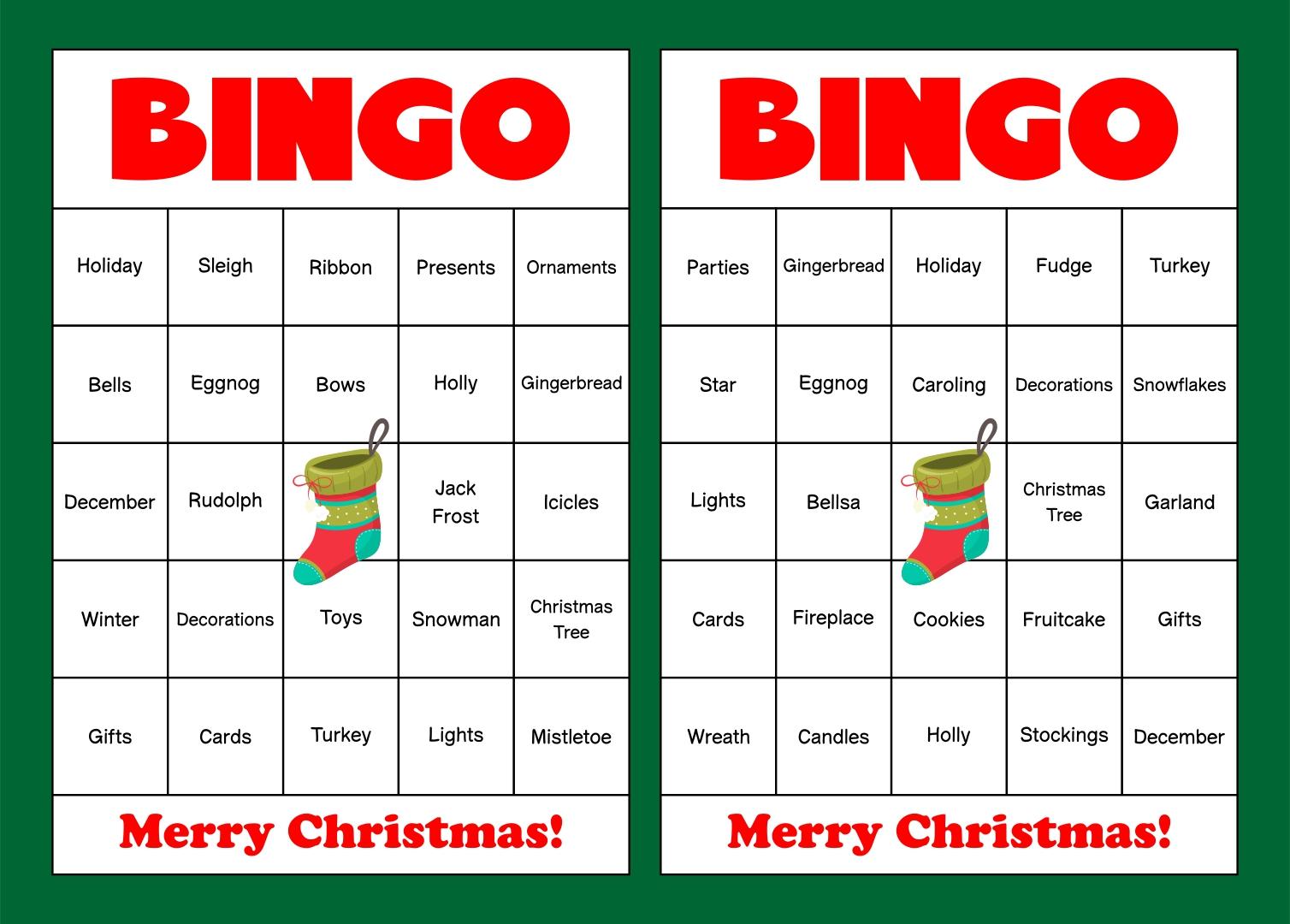 9 Best Printable Office Bingo