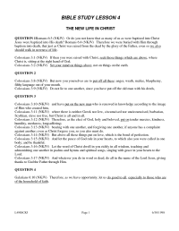Free Bible Study Worksheets Free Worksheets Library ...