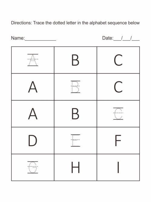 small resolution of 6 Best Pre-K Worksheets Packets Printable - printablee.com