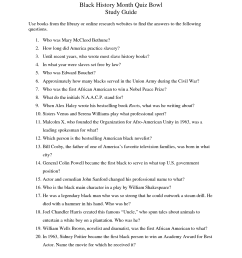 Black History First Grade Worksheets   Printable Worksheets and Activities  for Teachers [ 1650 x 1275 Pixel ]