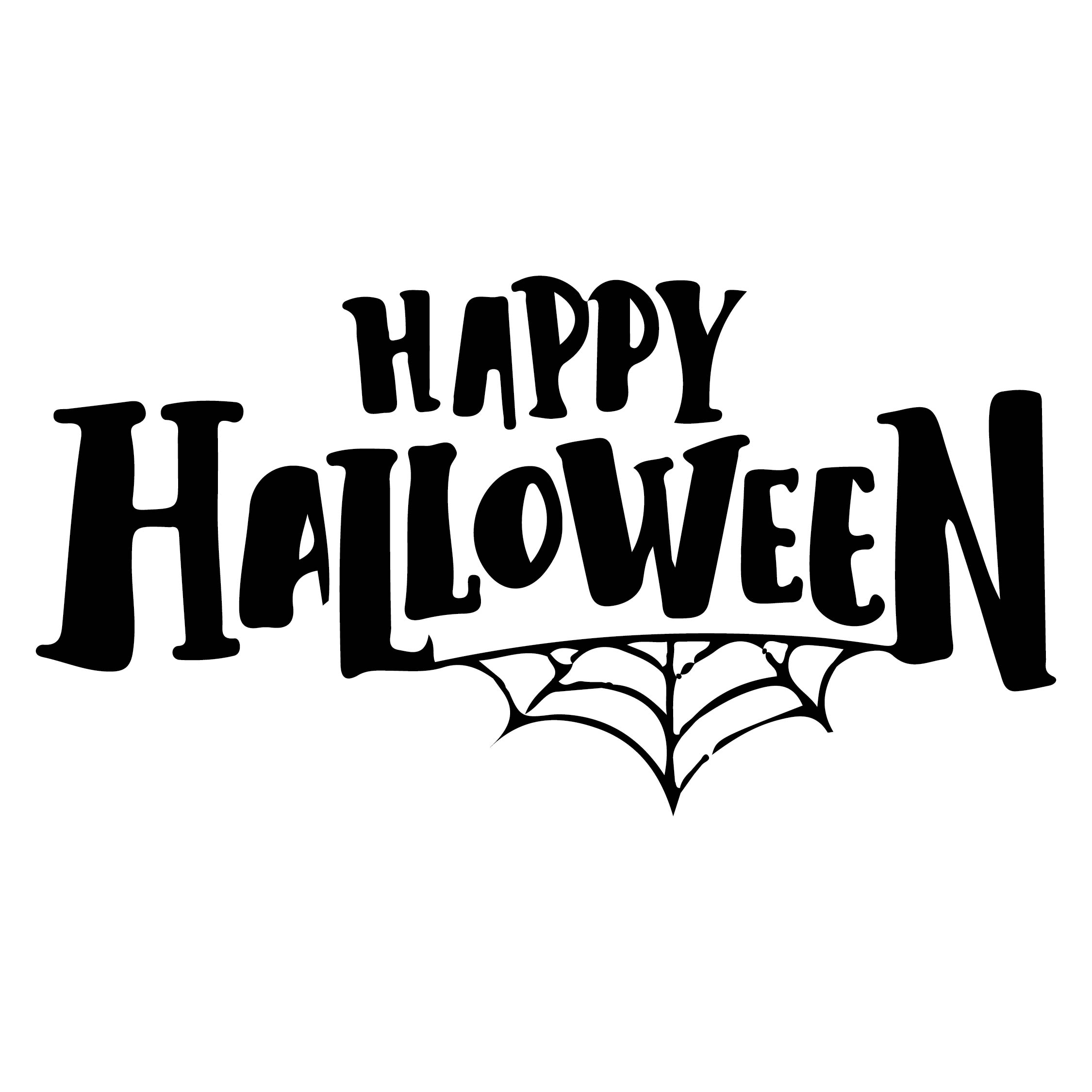5 Best Images Of Happy Halloween Signs Printable