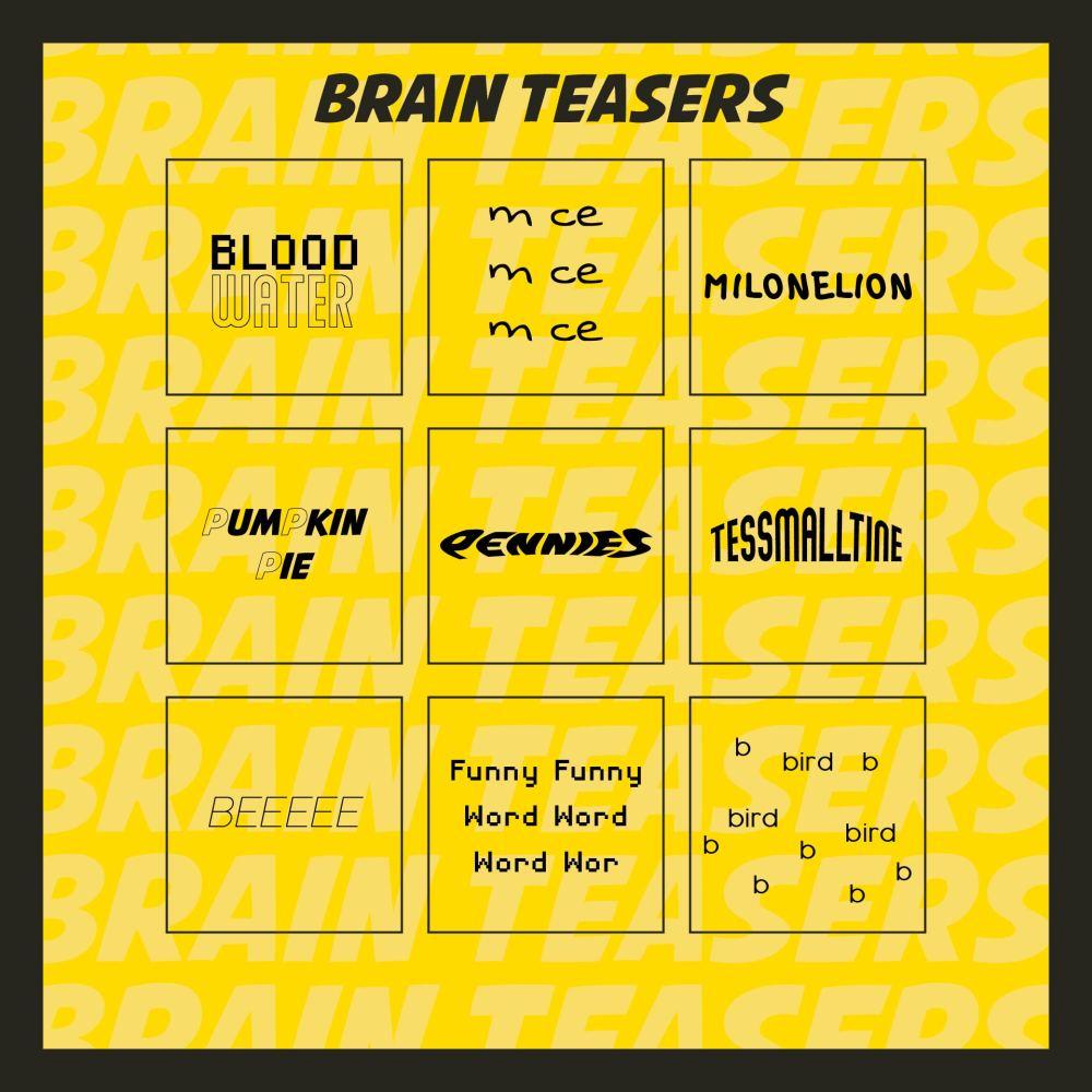 medium resolution of 7 Best Brain Games Seniors Printable Worksheets - printablee.com