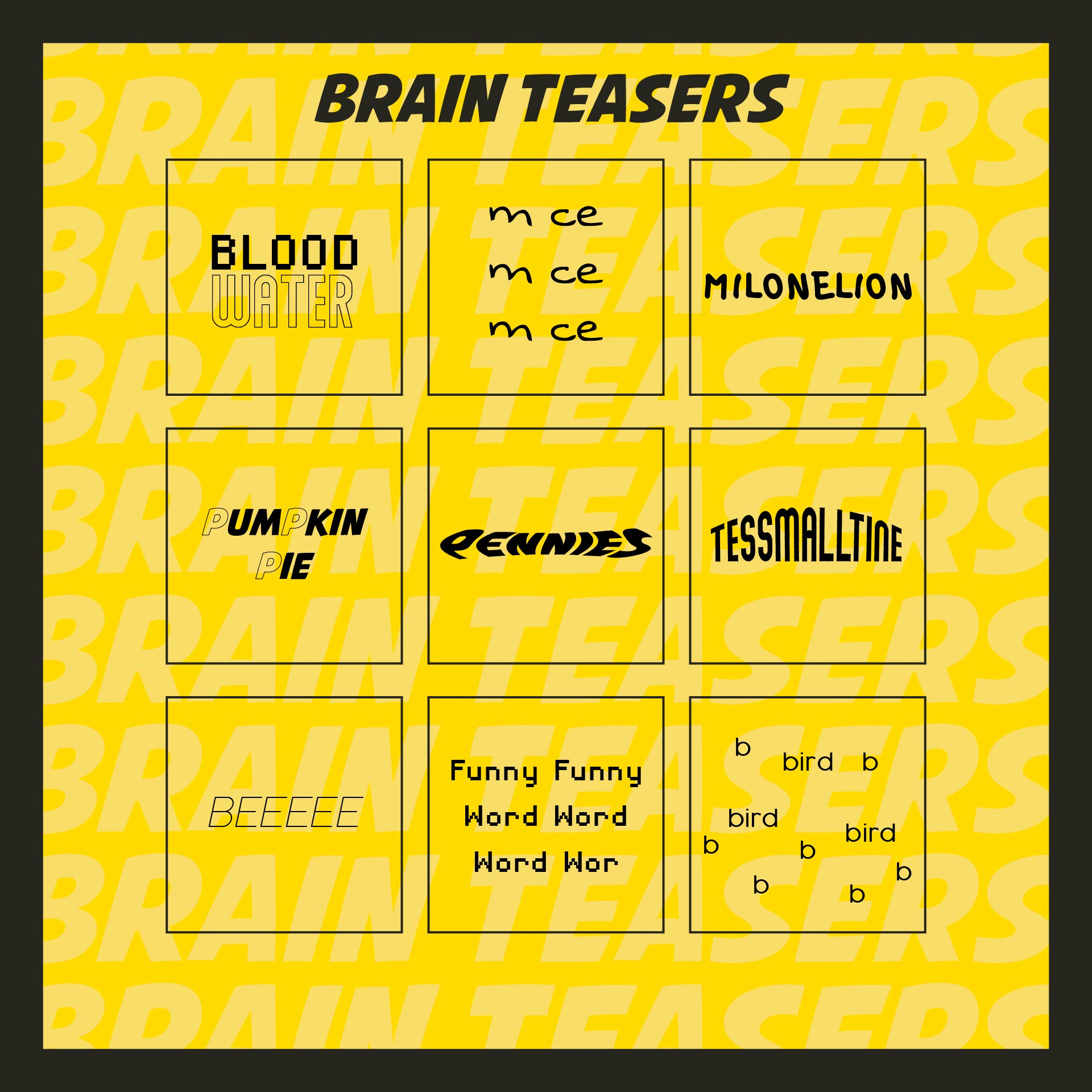 hight resolution of 7 Best Brain Games Seniors Printable Worksheets - printablee.com