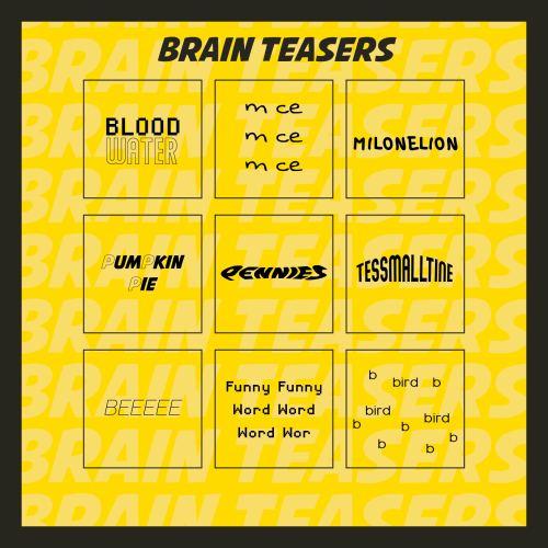 small resolution of 7 Best Brain Games Seniors Printable Worksheets - printablee.com