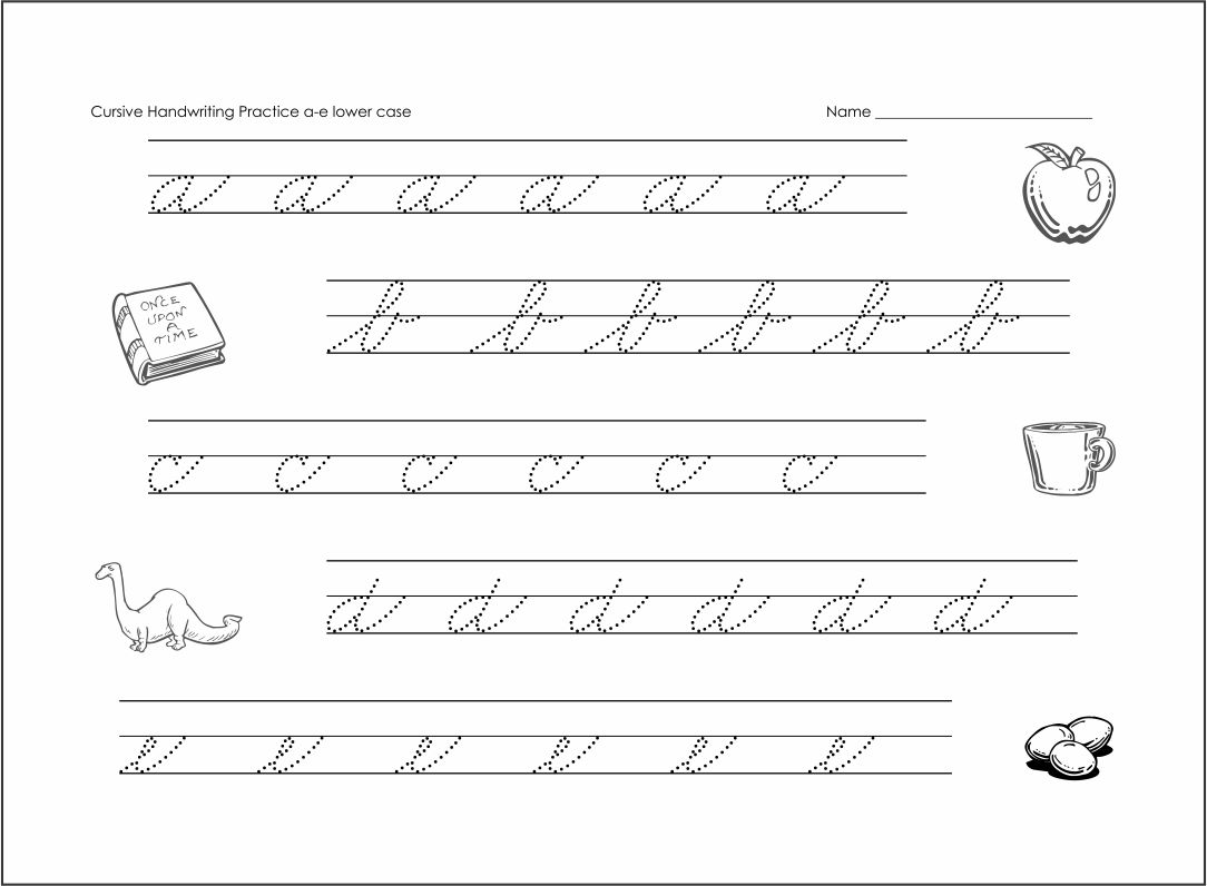 5 Best Images Of Free Printable Cursive Letters