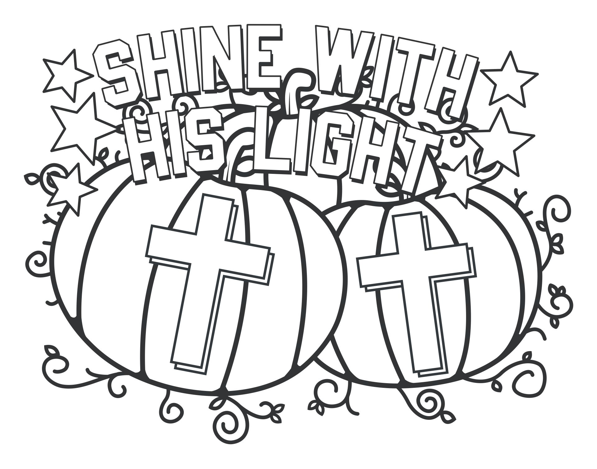 9 Best Images of Christian Halloween Printables