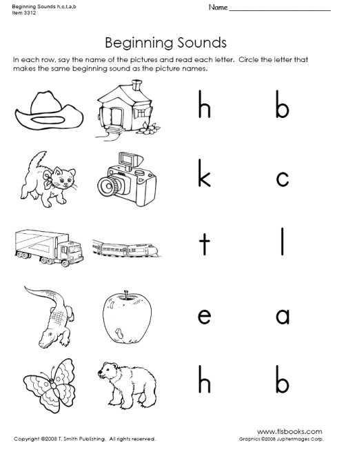 6 Best Images of Letter Sounds Printables