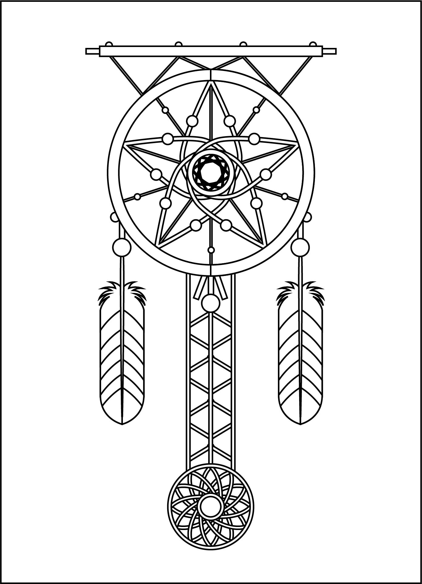 7 Best Images of Free Printable Native American Designs