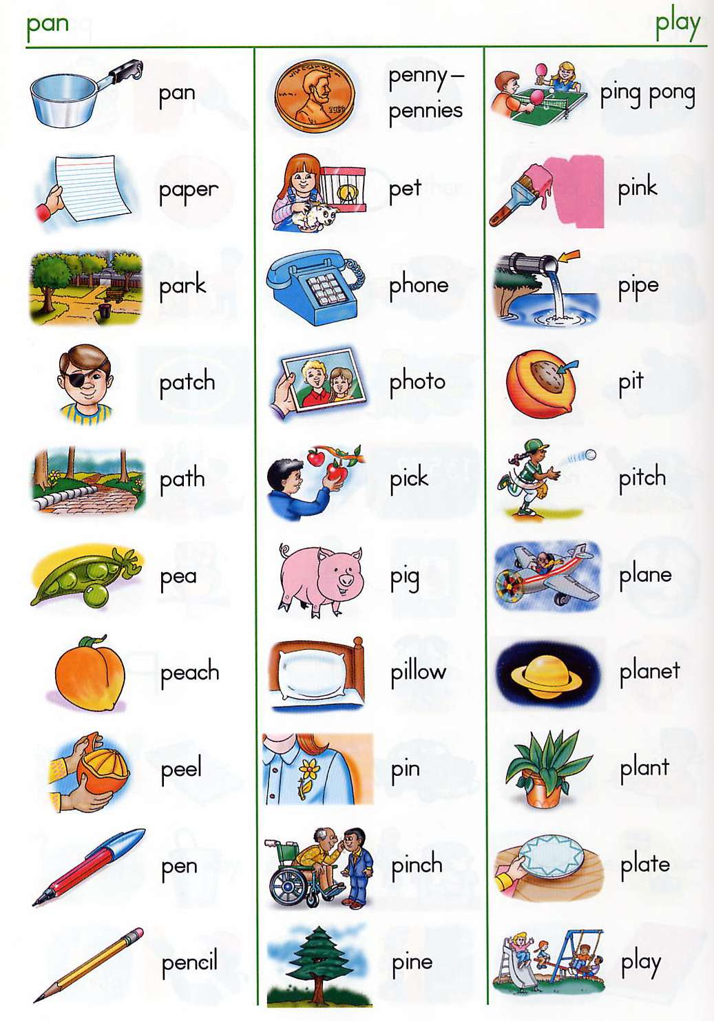 6 Best Images Of Esl Phonics Printables For Free