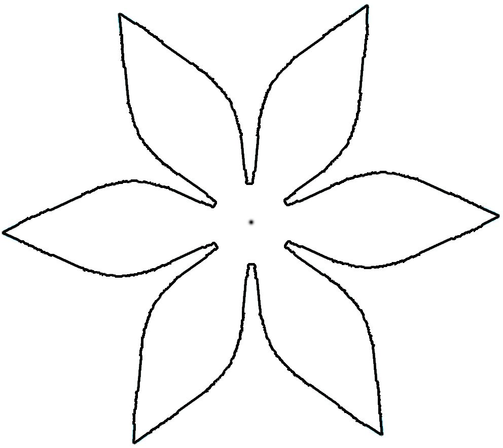 8 Best Images of Daisy Flower Petal Templates Printable