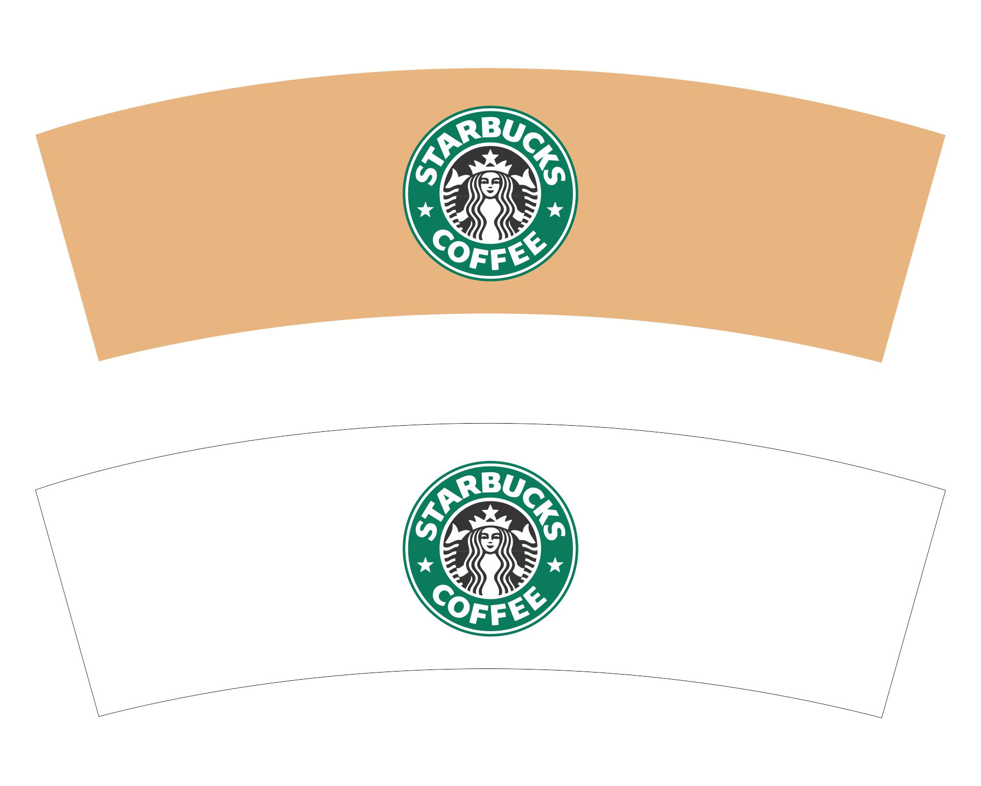 8 Best Images Of Starbucks Coffee Logo Printable