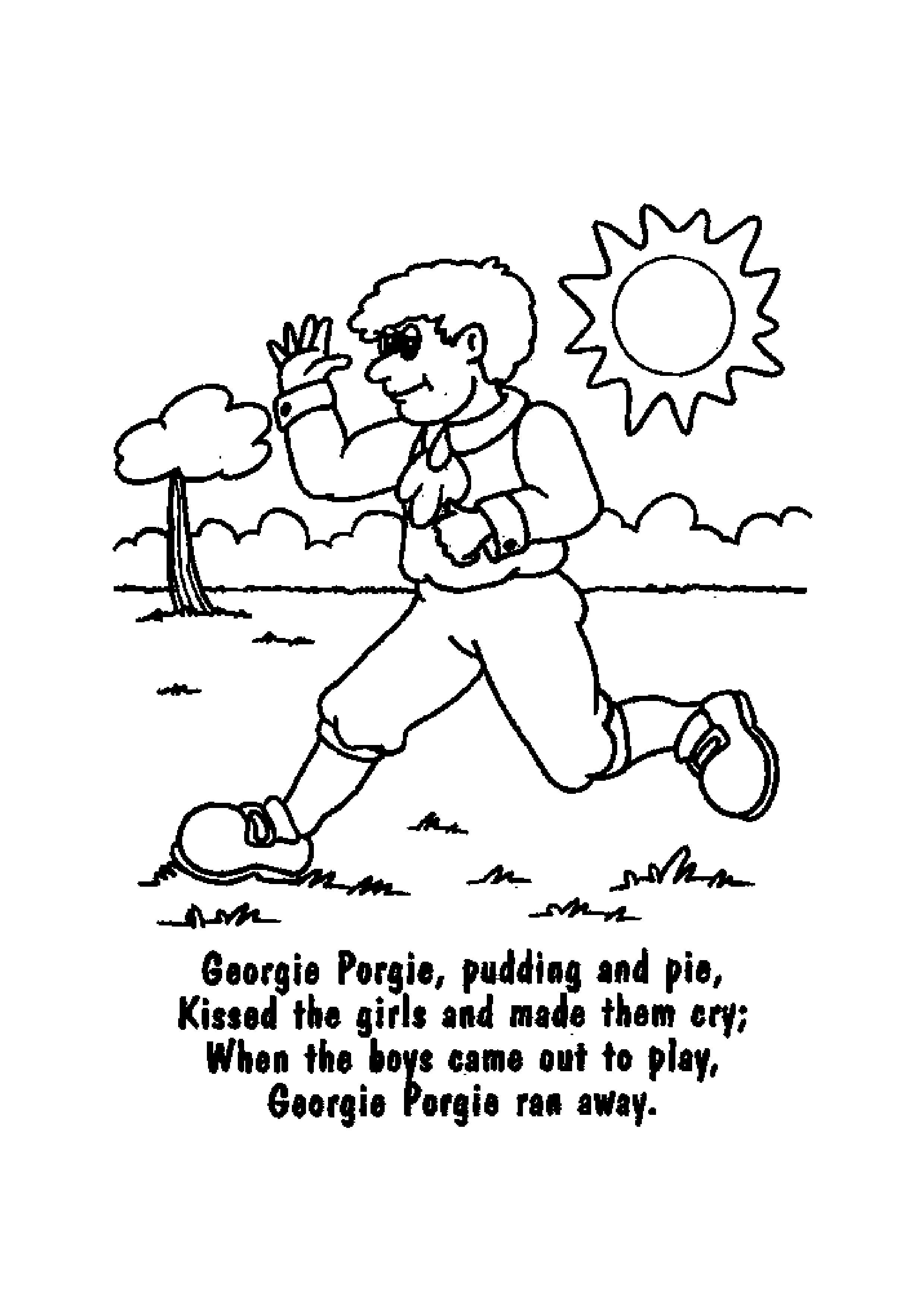 7 Best Images Of Printable Nursery Rhymes Activities