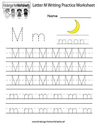 Pre Kindergarten Letter Worksheets - preschool worksheets ...