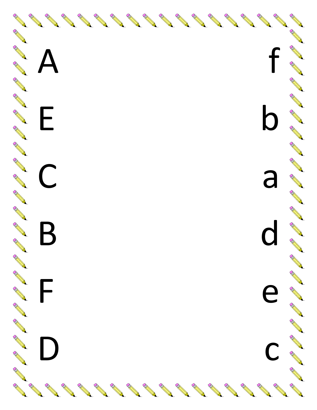 Letter Printable Images Gallery Category Page 13