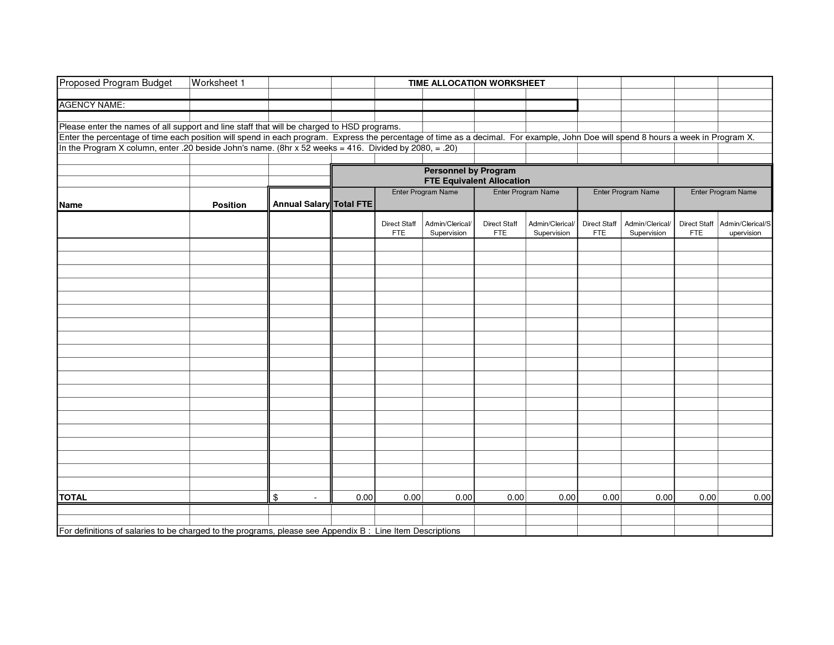 5 Best Images Of Free Printable Time Management Sheets