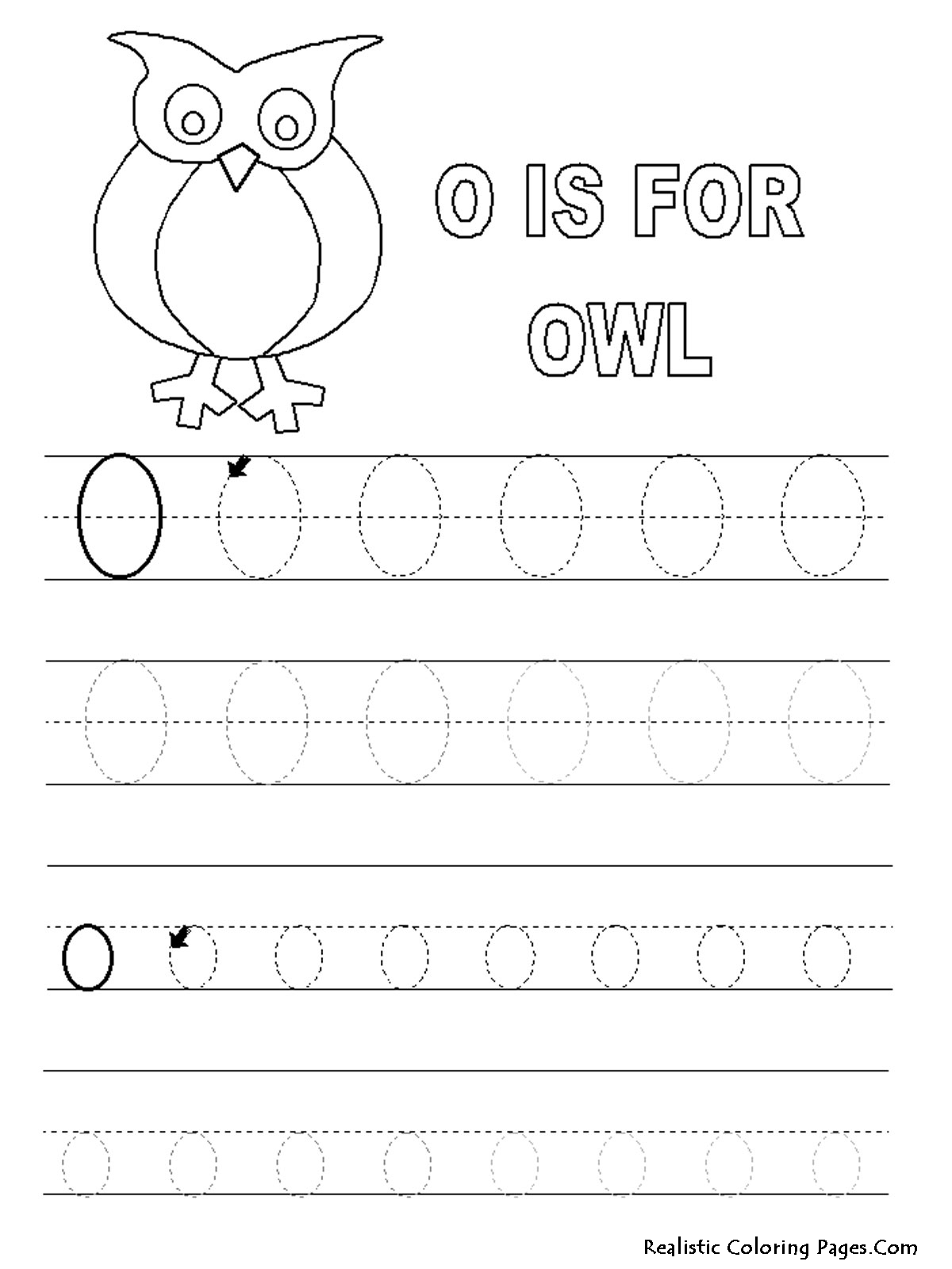 6 Best Images Of Free Printable Alphabet Tracers