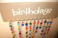 6 Best Images of Preschool Birthday Chart Printable ...
