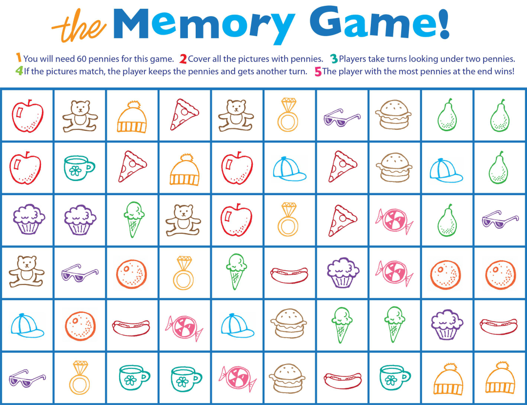 8 Best Printable First Aid Games