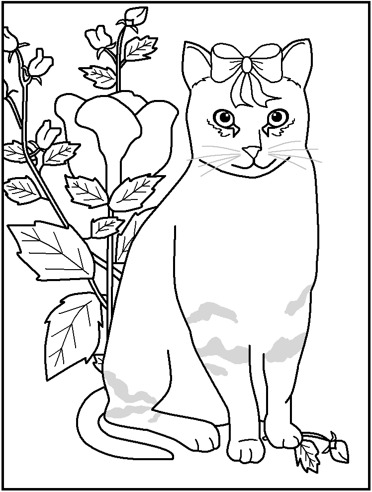 4 Best Images of Young Adult Printable Coloring Pages
