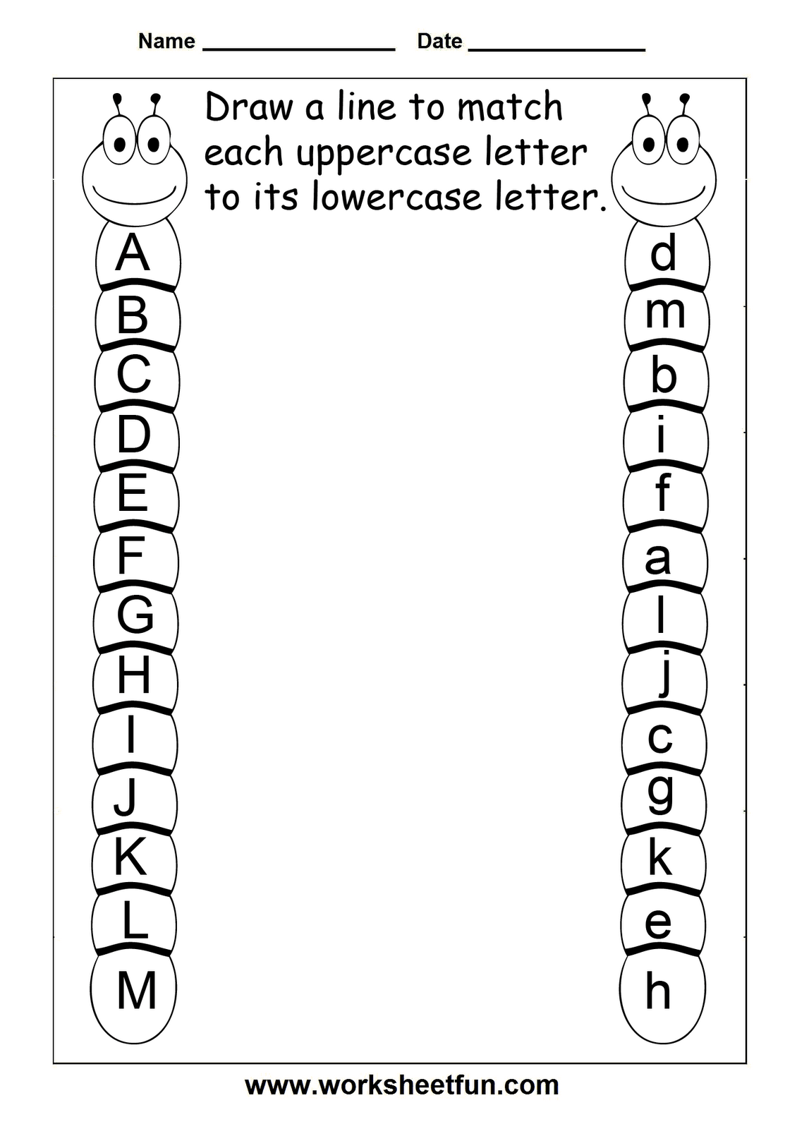 7 Best Images Of Free Printable Letter Worksheets Packets