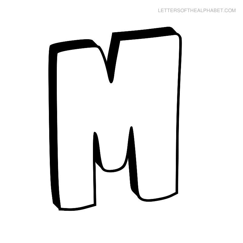 6 Best Images of Printable Bubble Letters Alphabet L