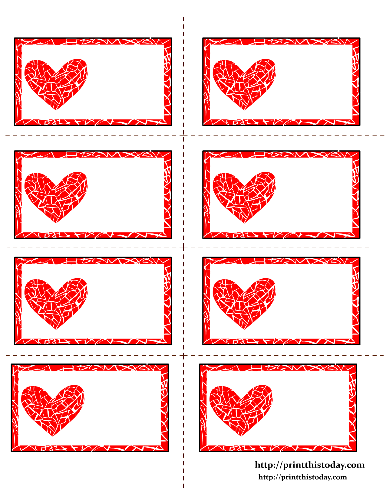 5 Best Images Of Free Printable Label Borders Doodle