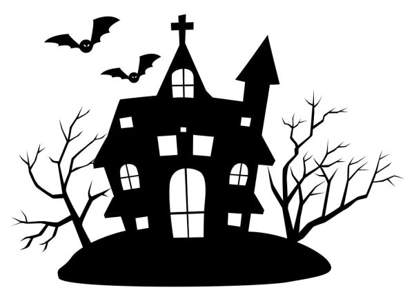 6 of halloween haunted