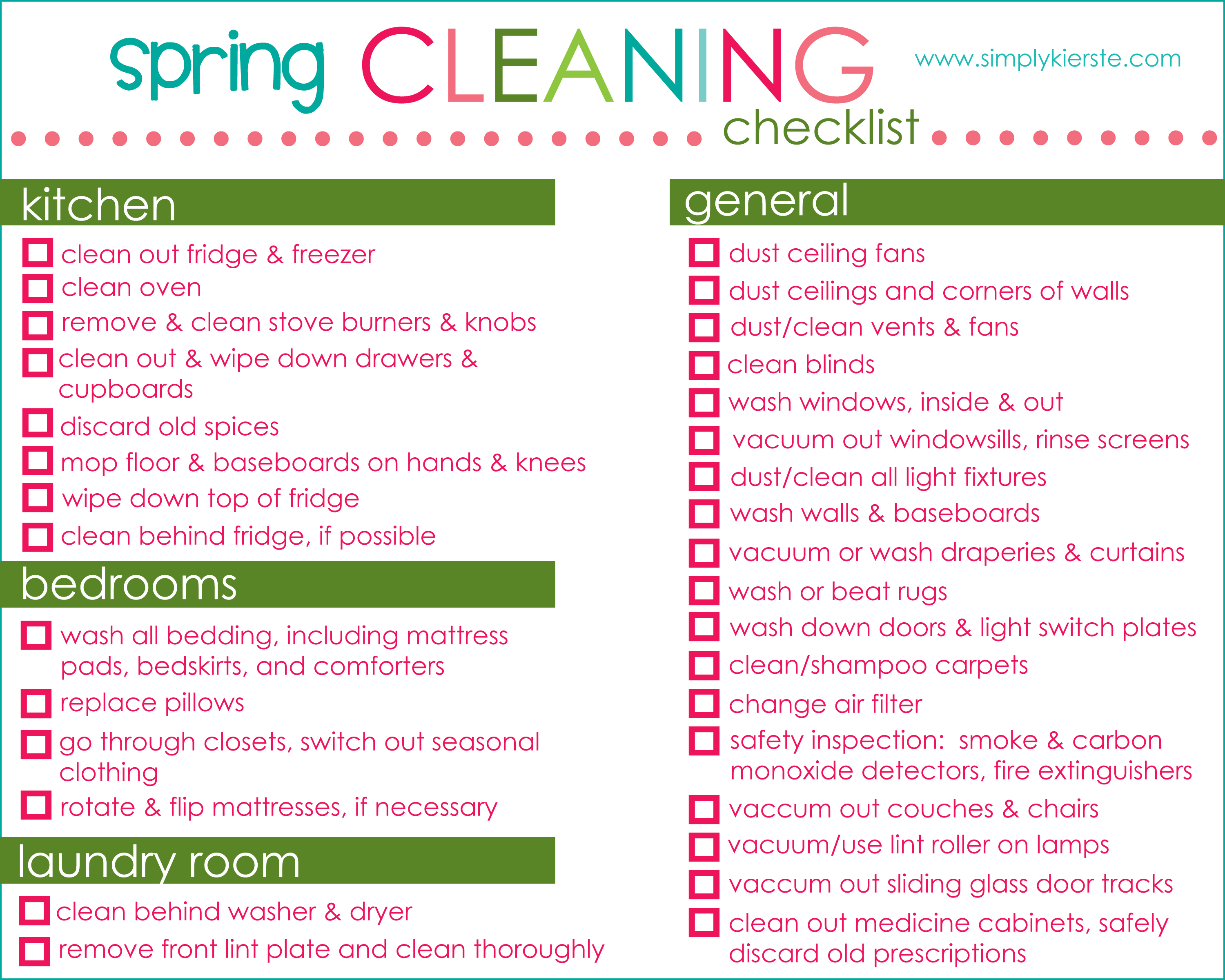 Spring Printable Images Gallery Category Page 1