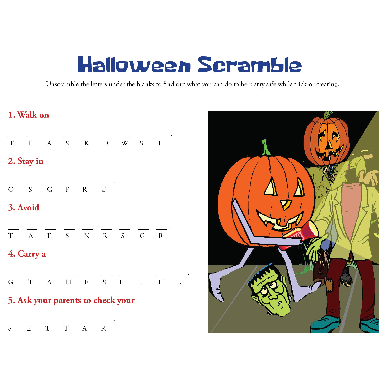 7 Best Family Fun Halloween Printables