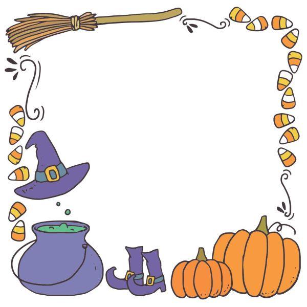 6 of printable halloween