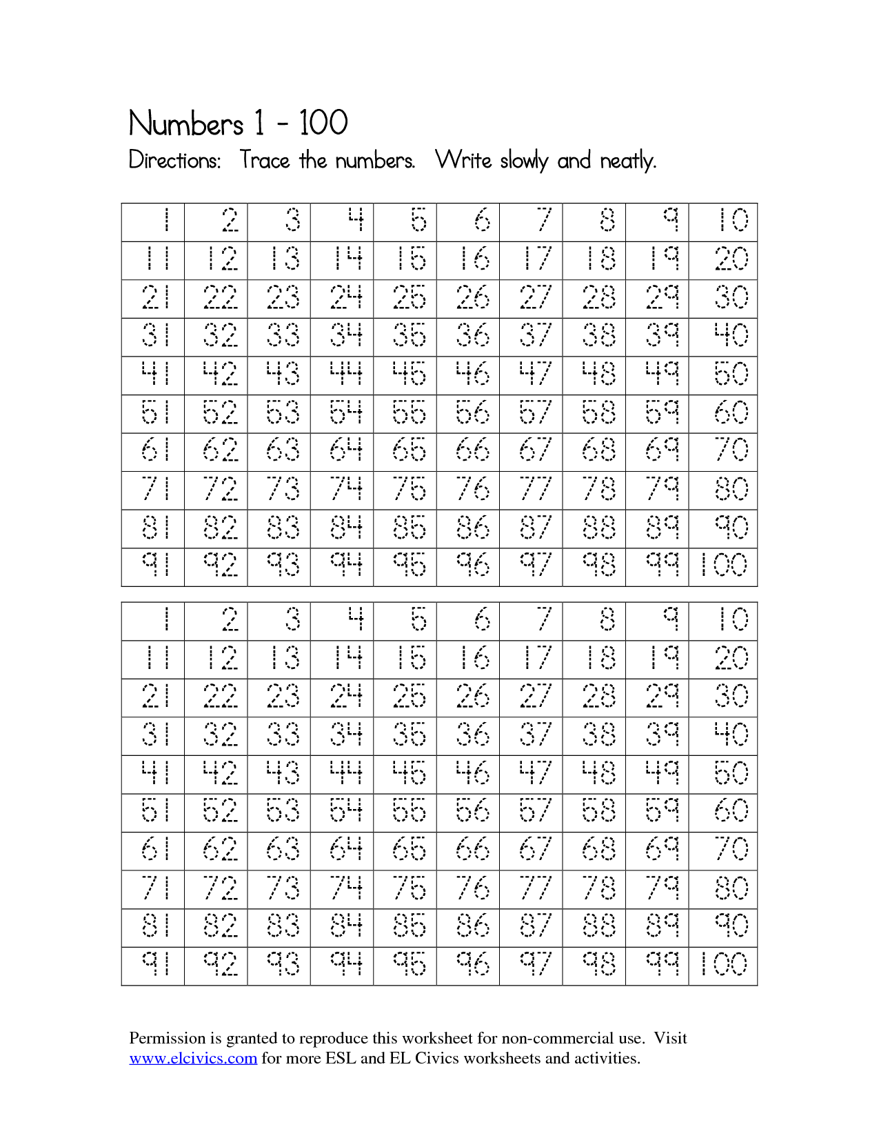 X Y Chart Worksheet