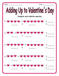 6 Best Images of Valentine's Day Printable Activities ...
