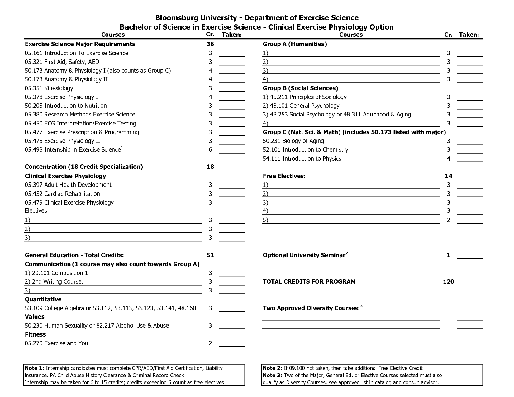 College Anatomy And Physiology Worksheet
