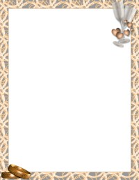 6 Best Images of Free Printable Wedding Stationery ...