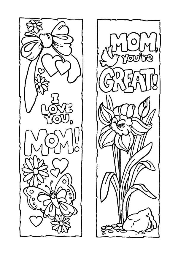 7 Best Images of Nanny For Mother's Day Free Printable