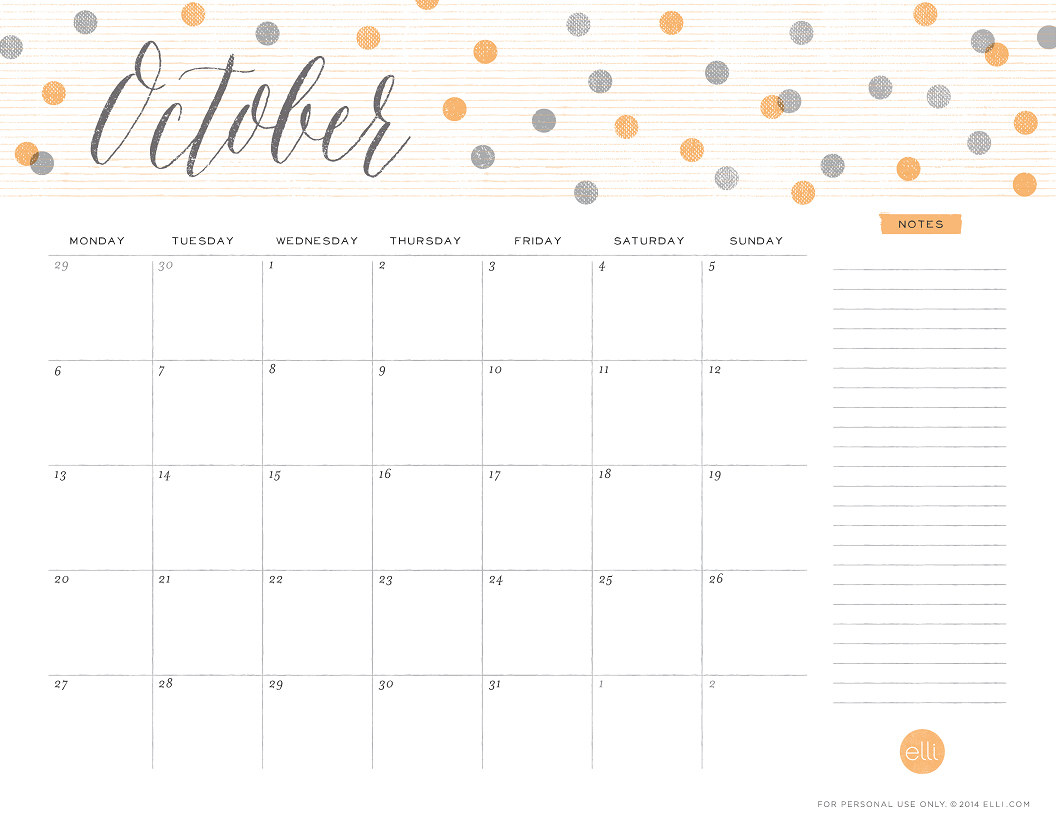 Calendar Printable Images Gallery Category Page 72