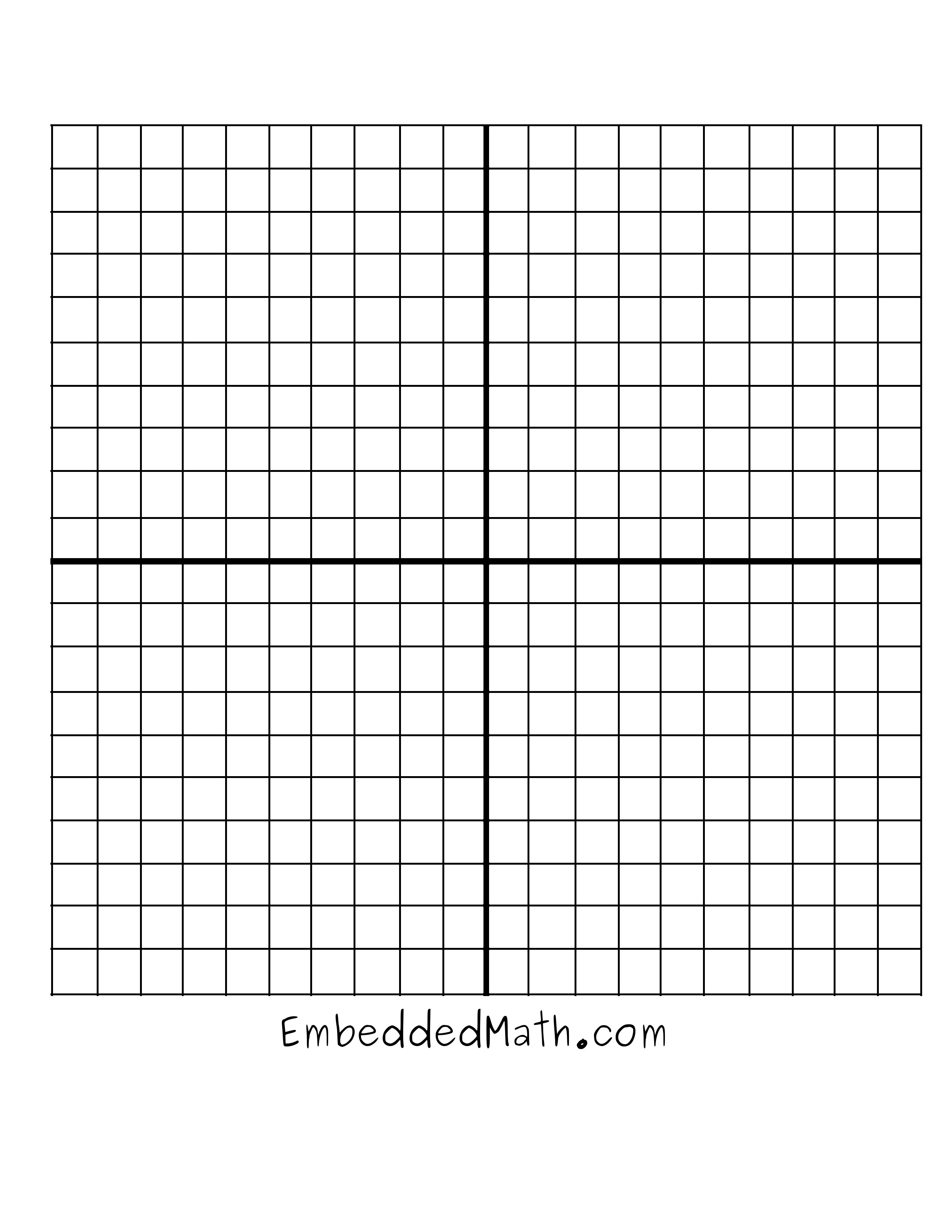 4 Best Images Of Printable Coordinate Graph Worksheets