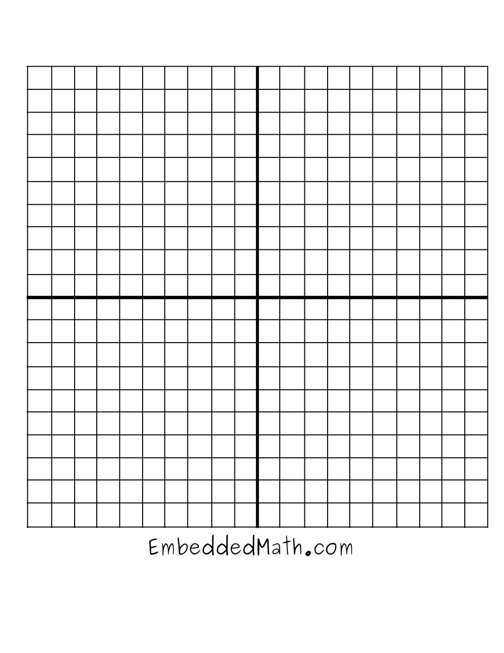 medium resolution of Printable Coordinate Plane Worksheets   Printable Worksheets and Activities  for Teachers