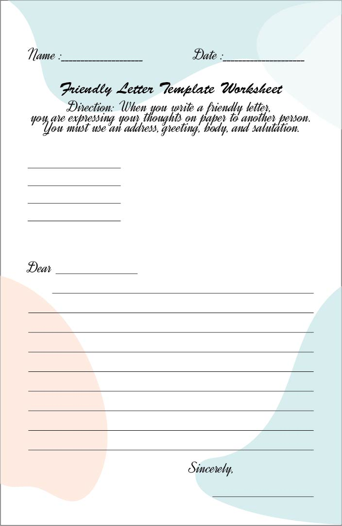 Letter Printable Images Gallery Category Page 15
