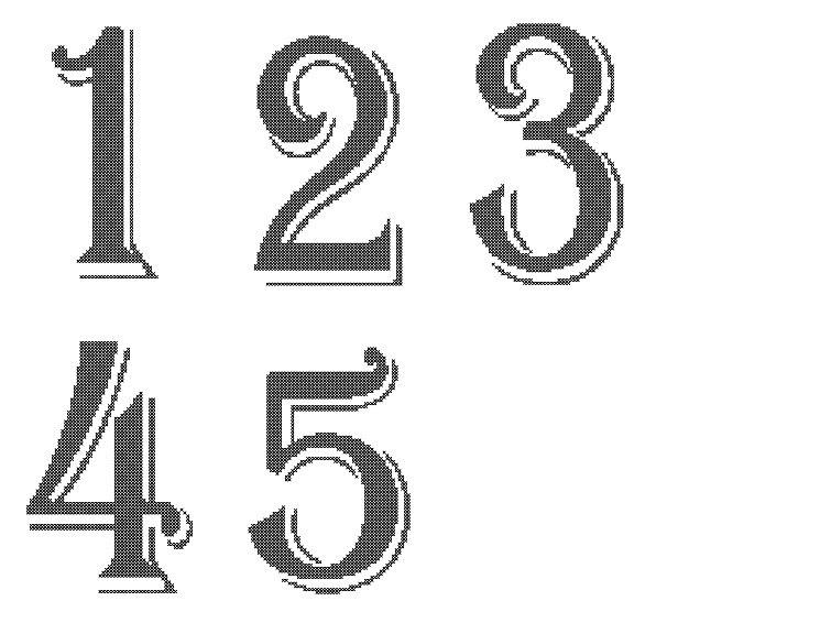 6 Best Images of Free Printable Table Numbers 1-10