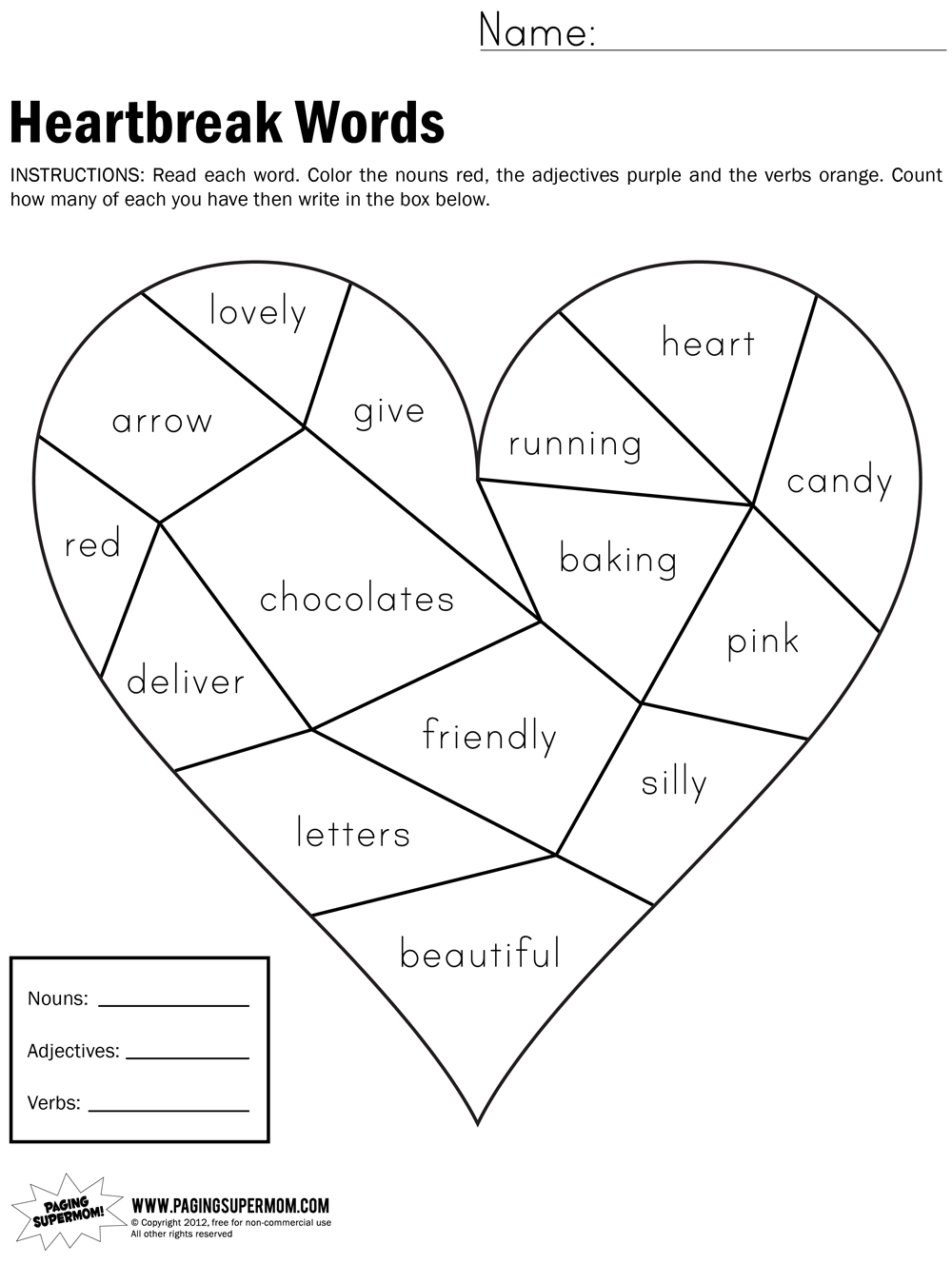 8 Best Images of First Grade Reading Worksheets Free
