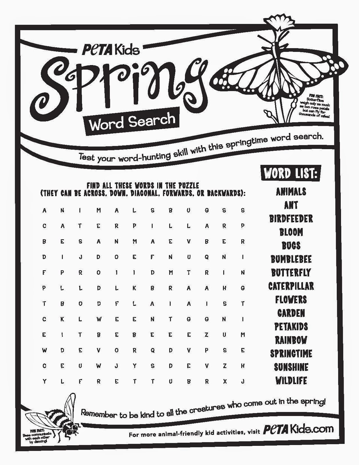 Spring Printable Images Gallery Category Page 4