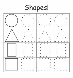 8 Best 3 Year Old Preschool Printables - printablee.com [ 1080 x 1080 Pixel ]