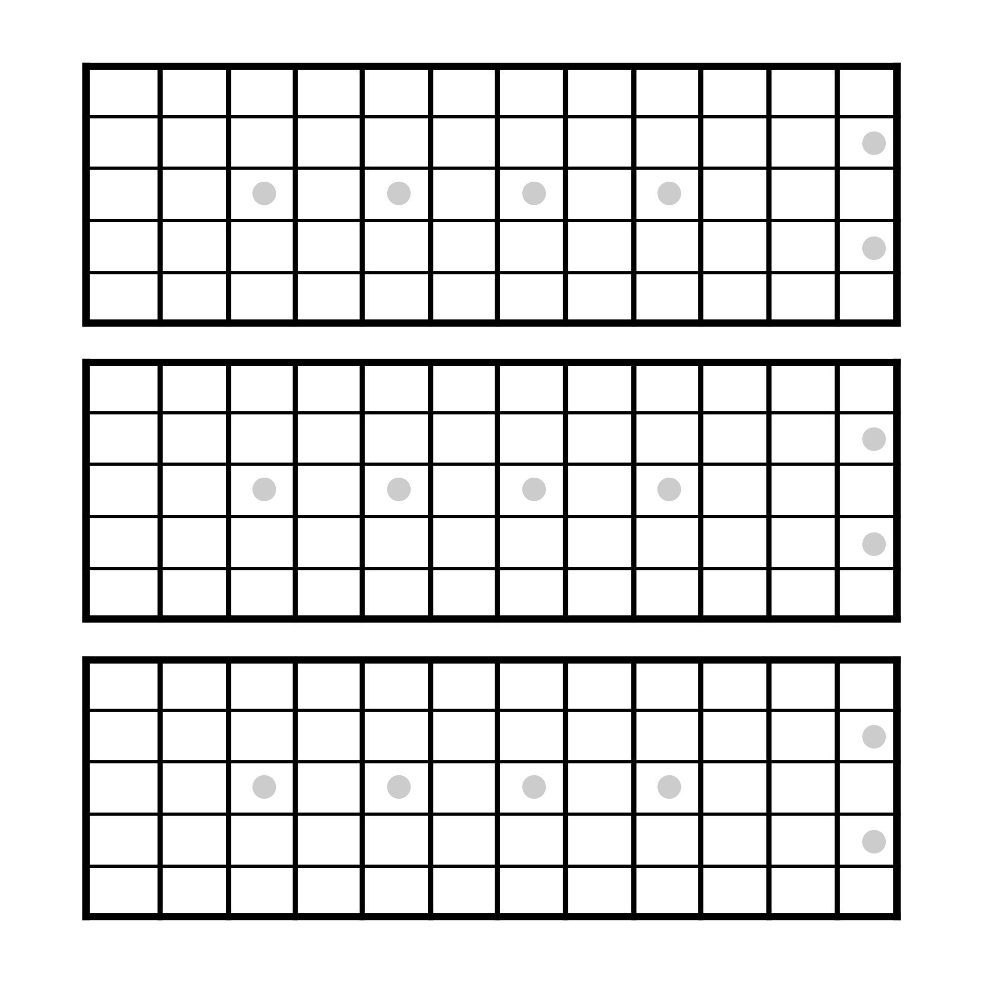 blank mandolin fretboard diagram honeywell aquastat l4006 wiring 8 best images of printable guitar boxes