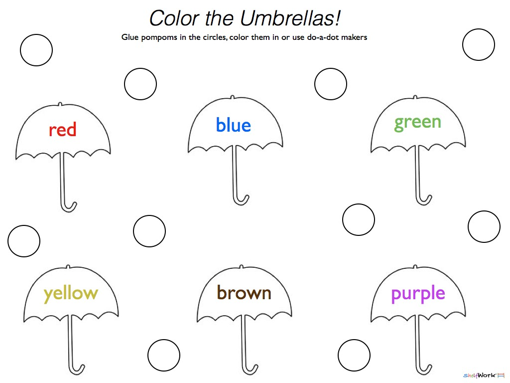 5 Best Images Of Toddler Learning Printables Worksheets